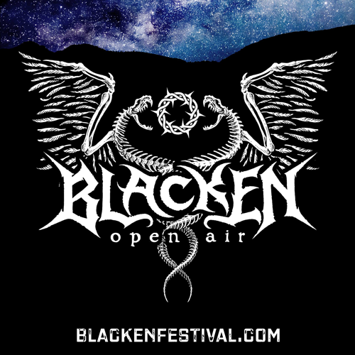 Blacken Open Air